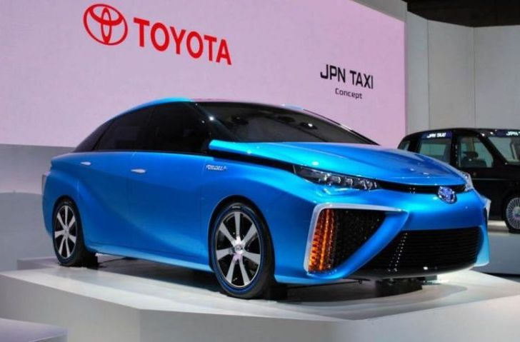 Toyota planea comercializar su primer coche de hidrógeno en el 2015