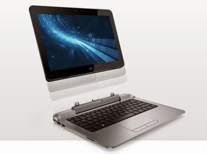HP da a conocer un nuevo dispositivo híbrido entre tableta y portátil