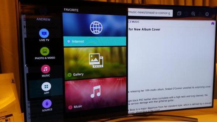 Samsung desea instalar la plataforma Tizen en celulares, relojes y hasta en televisores