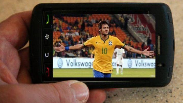 Smartphone es el segundo dispositivo más utilizado para seguir el Mundial de Futbol 2014