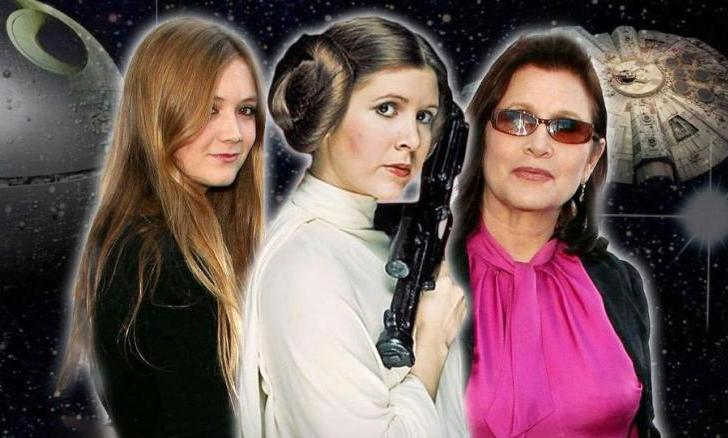 """Star Wars"": Hija de Carrie Fisher estaría en el reparto del film ""Episodio VII"""
