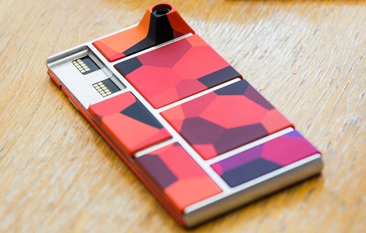 Project Ara comienza aceptando las primeras solicitudes para su teléfono modular
