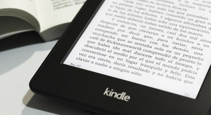Amazon lanza nueva versión del Kindle Papewhite con 4 GB de almacenamiento