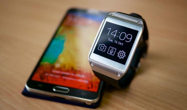 Galaxy Gear Solo, el futuro smartwatch que será capaz de realizar llamadas