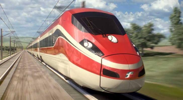 El reto de fabricar modernos trenes cada vez más veloces