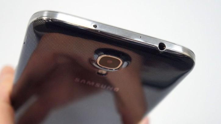 Se filtran imágenes del futuro Galaxy Mega 2 de Samsung