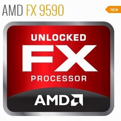 AMD FX-9590, Un potente procesador de ocho núcleos capaz de alcanzar los 5 Ghz