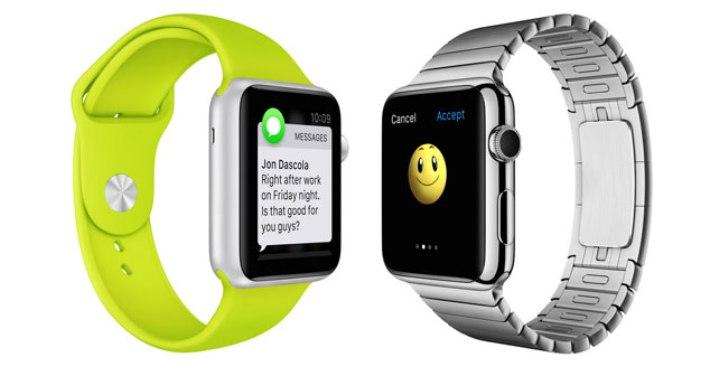 Apple Watch es presentado de forma oficial