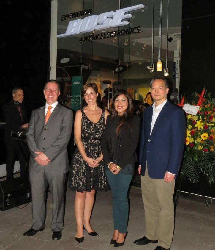 BOSE inaugura su tercera tienda en Perú