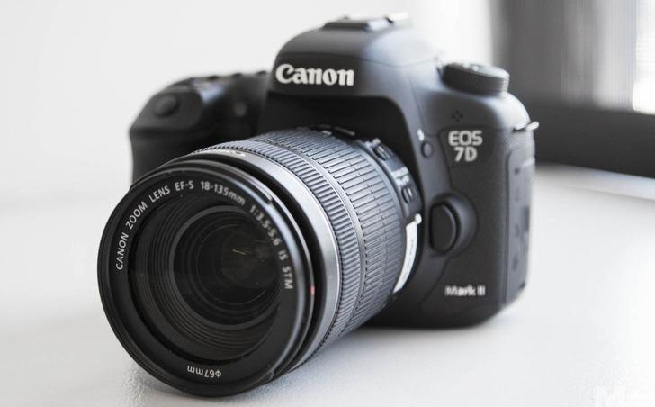 EOS 7D Mark II, la cámara fotográfica más avanzada de Canon