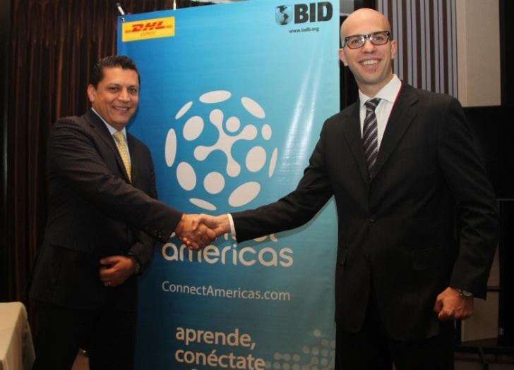 DHL y el BID lanzan red social para internacionalizar PYMES peruanas y de Latinoamérica