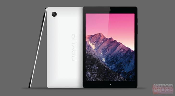 Próxima tablet Nexus 9 de Google y HTC seria lanzada muy pronto