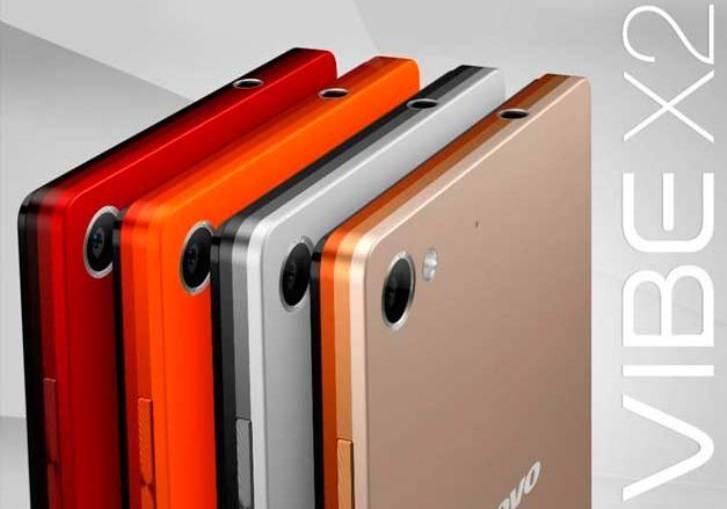 Lenovo presenta Vibe X2, el primer Smartphone en capas