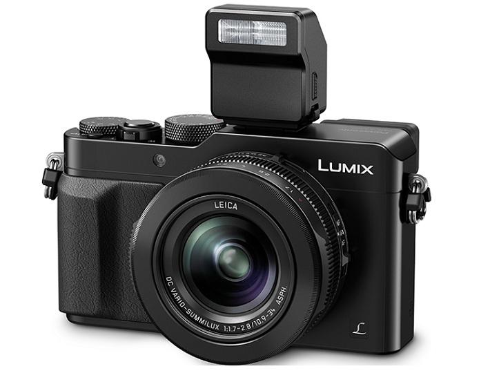 Lumix LX100, una cámara fotográfica compacta con muchos controles manuales