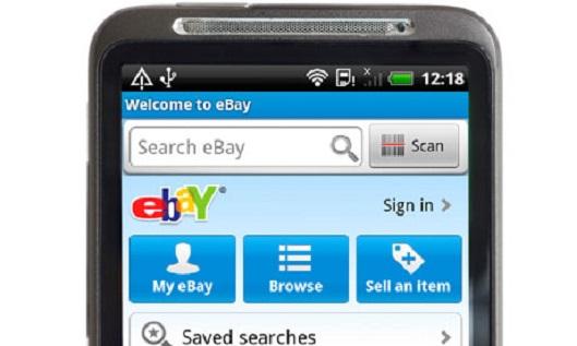 eBay próximo a lanzar red de publicidad para su aplicación móvil