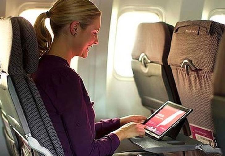 LAN y TAM primeras aerolíneas de Sudamérica que permiten el uso de dispositivos electrónicos durante todo el trayecto