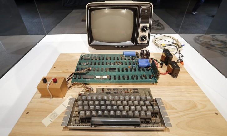 Apple-1 de 1976 logra ser vendido en US$905,000 en una reciente subasta