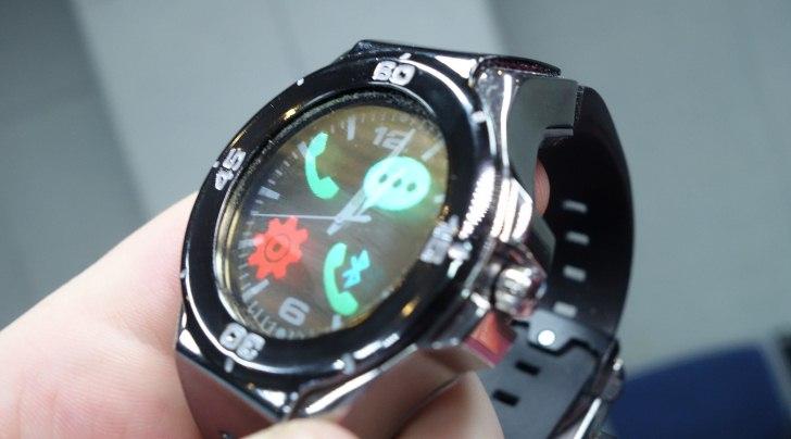 Halo lanza su propio smartwatch que también es reloj analógico