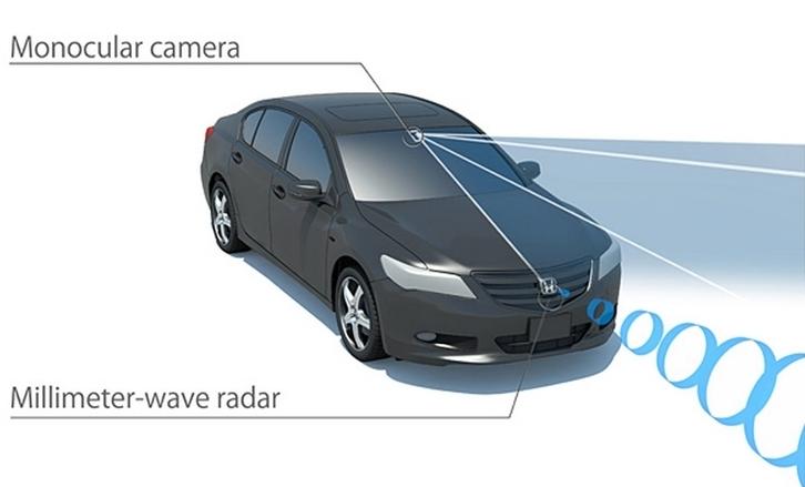 Futuros coches Honda detectarán con exactitud y anticipación a los peatones