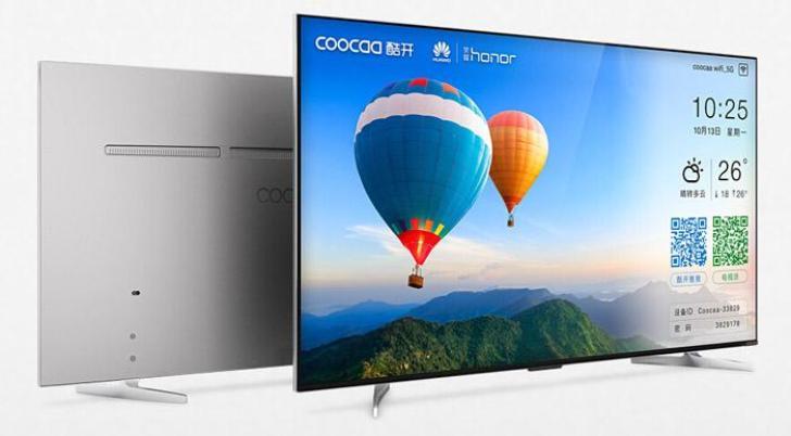 Huawei Honor A55: nuevo Smart TV de 55 pulgadas y formato 4K a un precio asequible