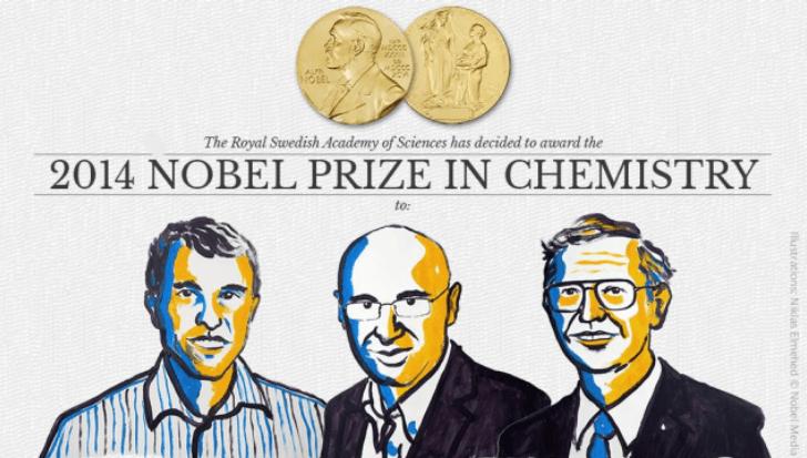 Nobel de Química 2014 para los creadores del manoscopio