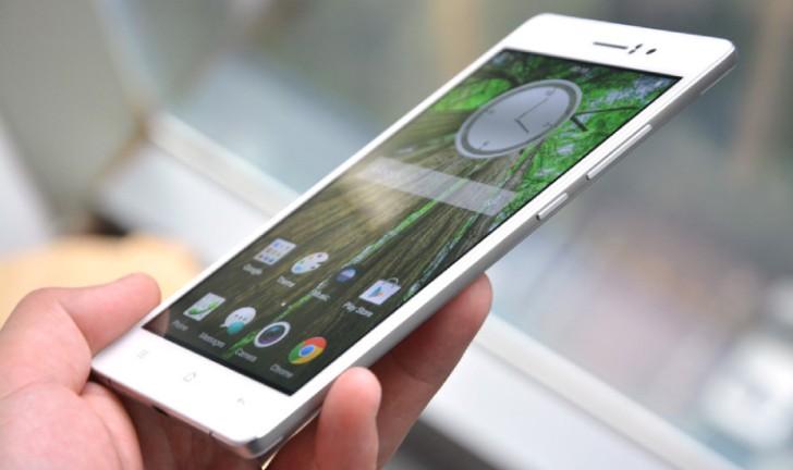 Oppo R5: El Smartphone más delgado del mundo