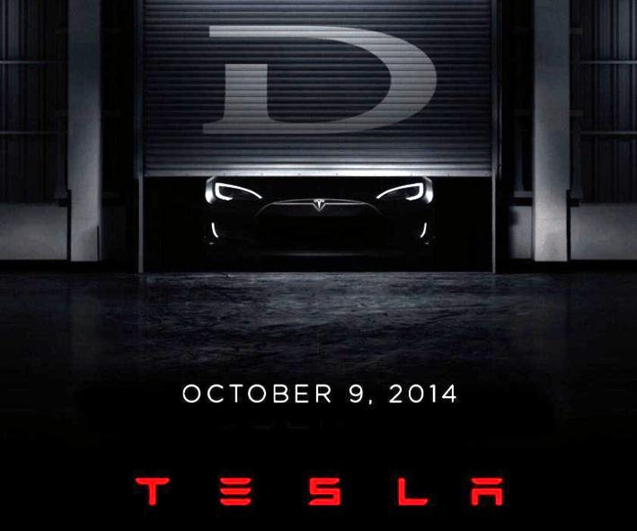 Tesla D será presentado este 9 de octubre