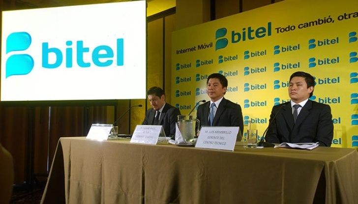 Bitel: El nuevo operador móvil es presentado de manera oficial en Perú