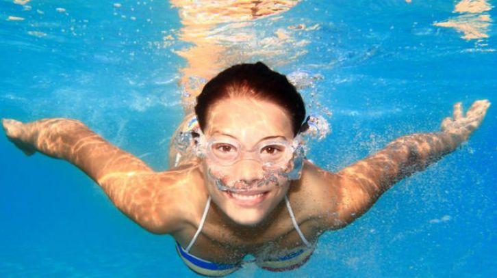 Científicos crean un cristal para respirar bajo el agua