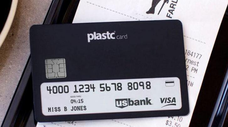 Plastc, almacena todas tus tarjetas de crédito en una sola