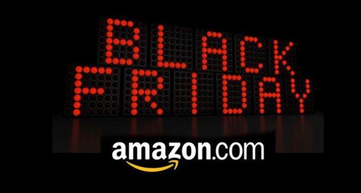 Amazon logra obtener el mejor Black Friday de su historia
