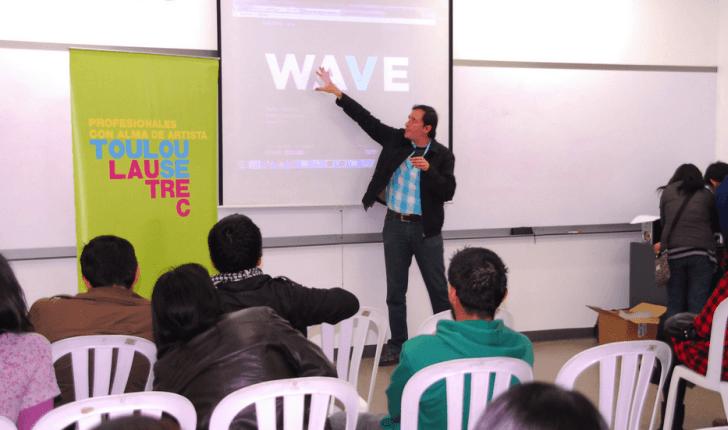 Toulouse Lautrec nos invita a las charlas sobre casos exitosos de Startup