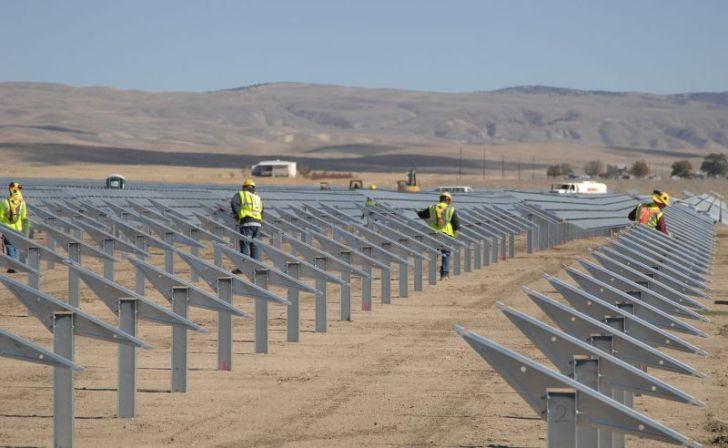 Topaz, próximamente una de las plantas solares más grandes del mundo