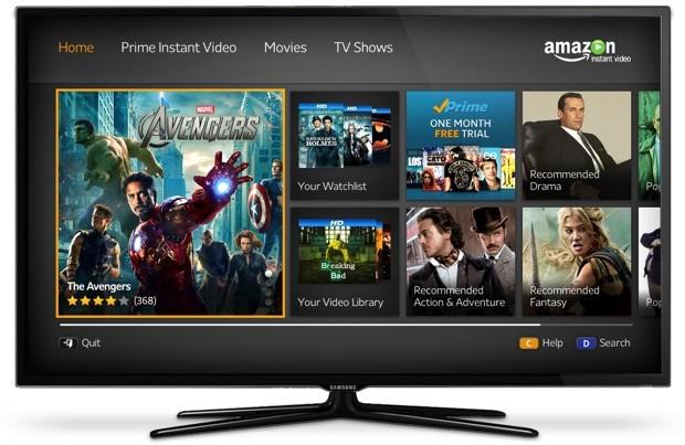 Amazon empezó a ofrecer algunos contenidos en formato 4K vía streaming