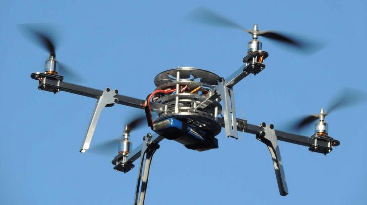 Los Drones serán utilizados en la industria de la construcción