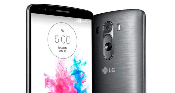 LG G4 podría hacerle competencia seriamente al Galaxy Note 4