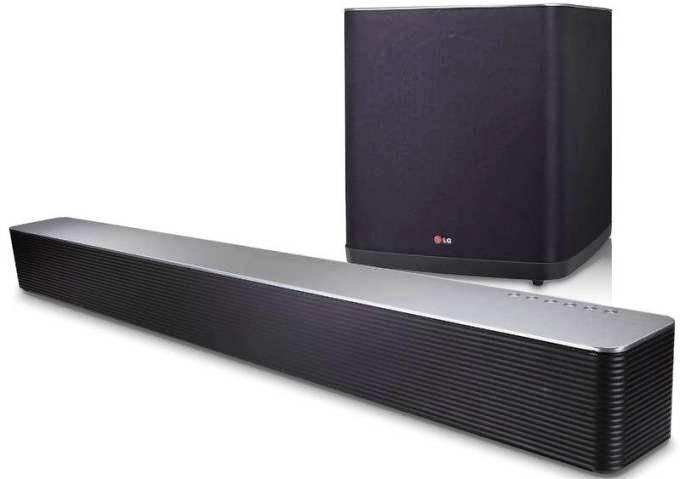 LG mostrará en el próximo CES 2015 su nueva gama de sonido Home Music con sistema Wi-Fi