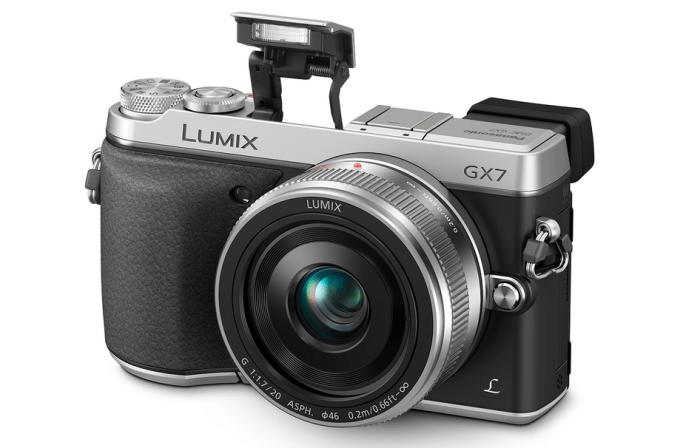 Lumix GX7: Un regalo de diseño retro para los fotógrafos más modernos