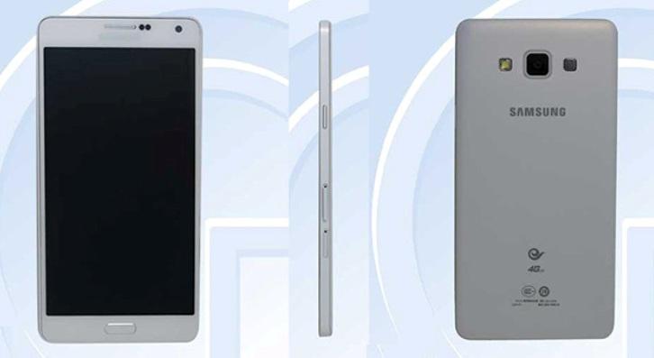 Galaxy A7 filtrado: el smartphone más delgado de la firma Samsung