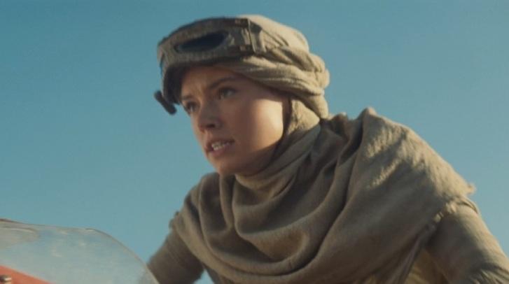 """Son revelados nombres de los personajes mostrados en el tráiler  """"Star Wars: El Despertar de la Fuerza"""""""