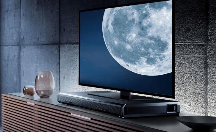 YAMAHA SRT-1000: Sonido envolvente para nuestro televisor