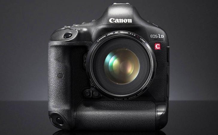 Canon planea lanzar una cámara de 50 megapíxeles en el 2015