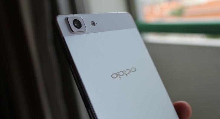 Oppo planea vender 50 millones de smartphones en el 2015