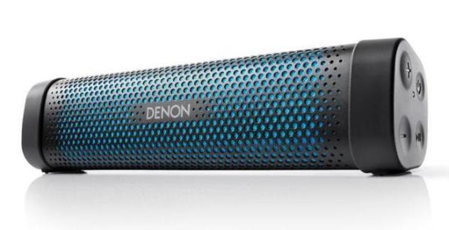 Denon Envaya mini: un buen altavoz con funciones Bluetooth y NFC