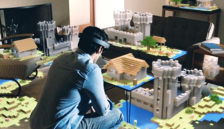 Holo Lens, el dispositivo que nos permitirá crear y tocar hologramas en nuestro hogar