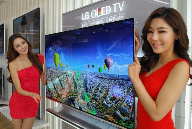 Sony y LG planean mostrar sus nuevos televisores 8K en CES 2015