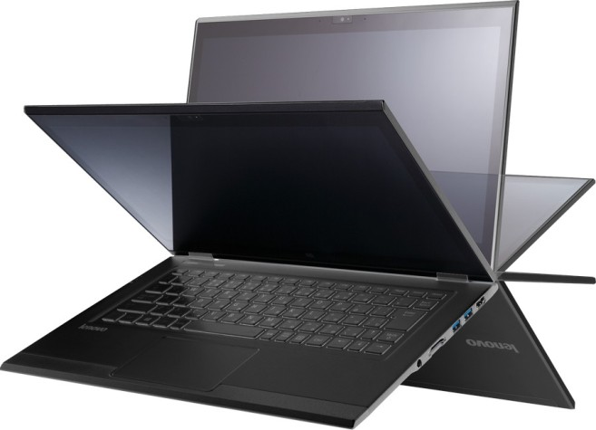 Portátil Lenovo LaVie Z Convertible HZ750