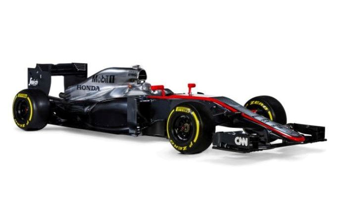 McLaren-Honda MP4-30 fig.2