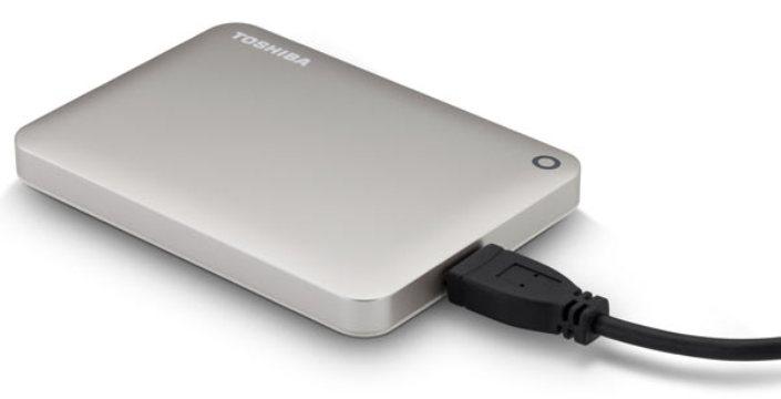 Toshiba Canvio Connect II, el nuevo disco duro portátil de 2tb y 10 gb en cloud