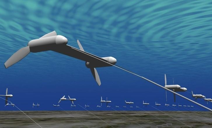 Toshiba planea fabricar turbinas submarinas para obtener energía del océano
